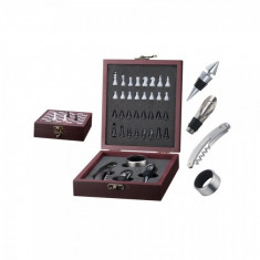 SET VIN TABLA SAH 4P PH-12884
