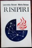 LAURENTIU DUICAN/MARIA DUICAN-RISIPIRI'84/pref.CONSTANTIN NOICA/desene DONE STAN