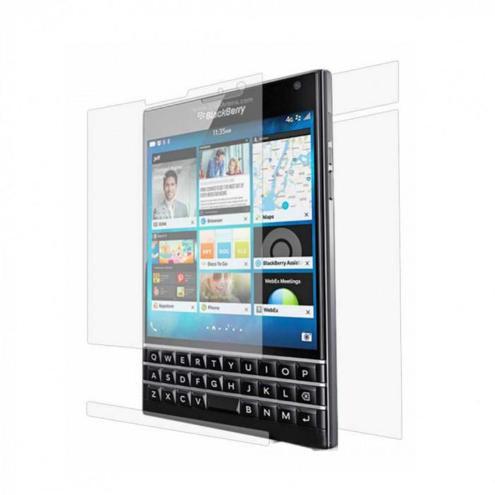 Folie de protectie Clasic Smart Protection BlackBerry Passport