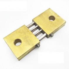 Shunt ( sunt ) pentru ampermetru, 400A, 75mV, model FL-19