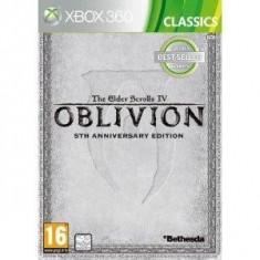 Elder Scrolls IV Oblivion 5th Anniversary Edition XB 360