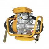 Vibrator beton cu motor benzina EY20, 1.8kW, 4000rpm, lance 40cm, Furtun 5.5m
