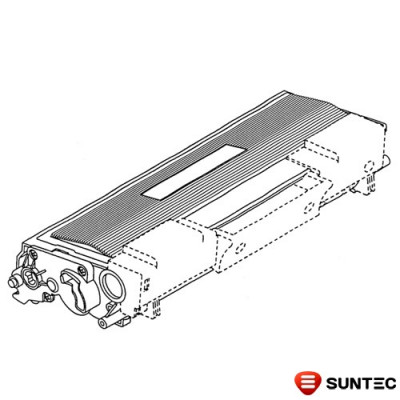 Cartus toner compatibil cu imprimanta HP Color Laserjet CM3530 HP CE252A 7000 pag EcoPixel TS300080 foto