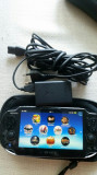 vand consola,modata,32 gb,8 gb , PS VITA ,playstation VITA,17 jocuri
