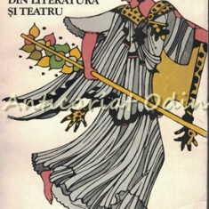 Intilnirea Cu Eroi Din Literatura Si Teatru - Alice Voinescu
