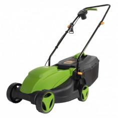 Cumpara ieftin Masina tuns iarba Procraft NM1600, Electrica, 1600W, 3450 rot/min, 30 litri