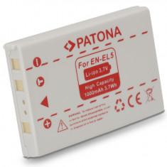 PATONA | Acumulator compatibil NIKON EN-EL5 EN EL5