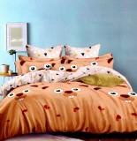 Lenjerie de pat din Bumbac 2 persoane HX 29