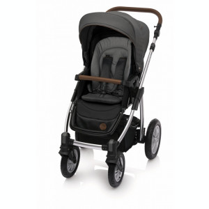 Carucior 2 in 1 Baby Design Dotty 10 Black
