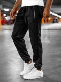 Pantaloni de trening negri Bolf JX1008