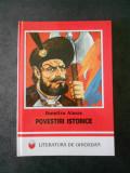 DUMITRU ALMAS - POVESTIRI ISTORICE (1998, editie cartonata)