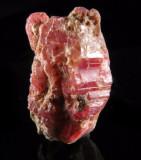 Rubin Corindon NATURAL rosu cristal BRUT 34,225 ct.- cristal MARE - netratat