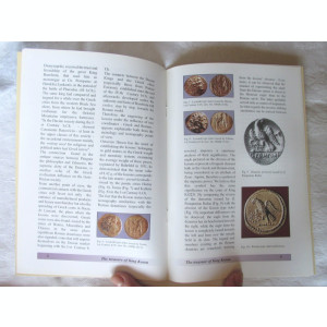 THE TREASURE OF KING KOSON - Comoara Regelui Coson, Catalog in lb. engleza