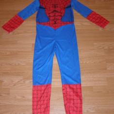Costum carnaval serbare spiderman pentru copii de 10-11-12 ani, 10-11 ani, Din imagine