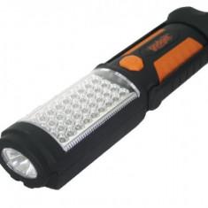 Lanterna LED cu magnet 36LED+ 0.5W GADGET