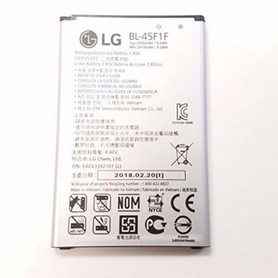 Acumulator LG Aristo MS210 LG K4 LG K8 BL-45F1F foto