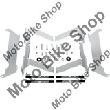 MBS Protectie radiator aluminiu Moose Racing, Yamaha WR450F 2005-2006, Cod Produs: 19010139PE