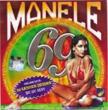CD Manele 69, original: Carmen Serban, Sing Sing B.B, Fata Morgana