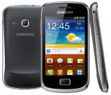 Vand telefon mobil Samsung Galaxy mini 2 S6500D codat ORANGE la 100lei