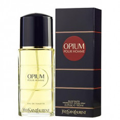 Yves Saint Laurent Opium Pour Homme EDT 50 ml pentru barbati, Apa de toaleta