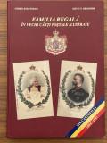 Familia regala in carti postale ilustrate vechi cartofilie romaneasca