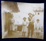 CASA IN CARE A FOST ARESTAT BANDITUL BRANDABURA , FOTOGRAFIE DE IOSIF BERMAN, PERIOADA INTERBELICA