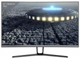 Monitor Gaming VA LED LC-Power 27inch LC-M27-QHD-144-C, QHD (2560 x 1440), HDMI, DisplayPort, Ecran curbat, 144 Hz (Negru)