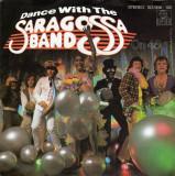 "Saragossa Band - Dance With The Saragossa Band On 45 (1982) Disc vinil single 7"""