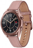 Smartwatch Samsung Galaxy Watch 3 SM-R850, Procesor Dual-Core 1.15GHz, Super AMOLED 1.2inch, 1GB RAM, 8GB Flash, Bluetooth, Wi-Fi, Carcasa otel, Brata