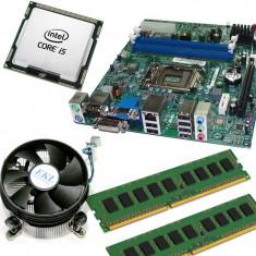 Kit Placa de baza Acer H61H2-AD, 3rd gen, Intel Core i5 3470 3.2GHz, 8GB DDR3,...