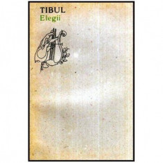 Tibul - Elegii
