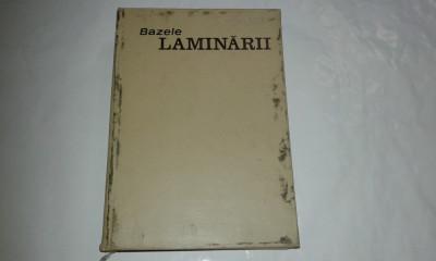 ZYGMUNT WUSATOWSKI - BAZELE LAMINARII foto