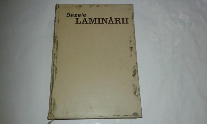 ZYGMUNT WUSATOWSKI - BAZELE LAMINARII