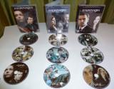 Engrenages-Spirala (2005)  5 SEZOANE DVD, Crima, Romana