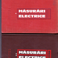 MASURARI ELECTRICE VOL 1 SI 2