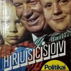 Medvedev, Roj - Hruscsov : politikai életrajz 1033 (carte pe limba maghiara)