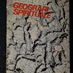 HAULICA DAN - GEOGRAFII SPIRITUALE, 1973, Bucuresti