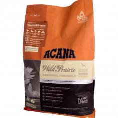 Cumpara ieftin Acana Dog Wild Prairie 11.4 kg + recompense Tail Swingers 100 g