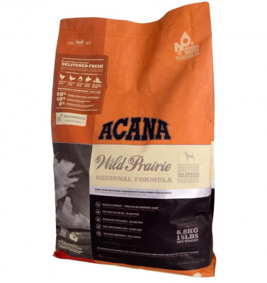 Acana Dog Wild Prairie 11.4 kg + recompense Tail Swingers 100 g foto