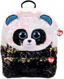 Cumpara ieftin Rucsac De Plus Ty Cu Paiete Bamboo Panda