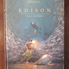 Edison. Misterul comorii disparute - Torben Kuhlmann, Corint