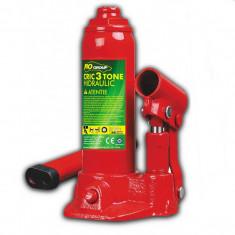 Cric hidraulic RoGroup, 3 tone, levier demontabil