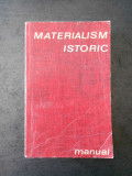 MATERIALISM ISTORIC. MANUAL (1967)