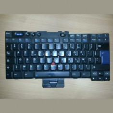 Tastatura laptop second hand IBM T4x Franta