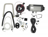Incalzitor stationar Diesel 24V 2kw set complet sirocou + kit montare - BIT-DISBC5224V, Autospeed