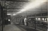 Docurile Braila platforma silozuri incarcare cereale circa primul razboi mondial