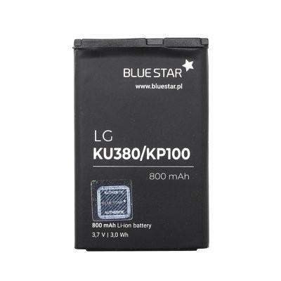 Acumulator LG KU380 KP100 (800 mAh) Blue Star foto