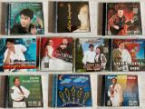 LOT cd-uri muzica romaneasca populara + manele (RARe), stare foarte buna !