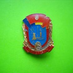 HOPCT ROMANIA INSIGNA VECHE BRIGADIER UTC  [ 1 ]