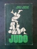 IOAN L. AVRAM, ANTON MURARU - JUDO